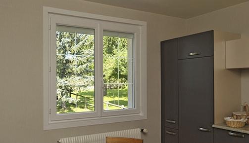 Tryba propose de la fenêtre PVC anti effraction (pack Trybasafe)!