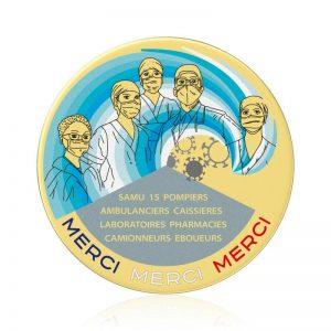 Une médaille du Covid-19 pour rendre hommage aux personnes mobilisées